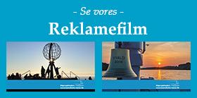 Reklamefilm Hanstholm Rejser