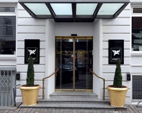First hotel københavn