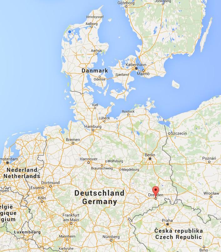 Dresden Smuk Og Historisk Storby Busrejse Med Hanstholm Rejser