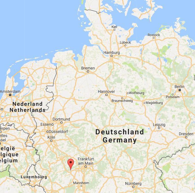 Rudesheim Vinfest Rhinen I Flammer Hanstholm Rejser
