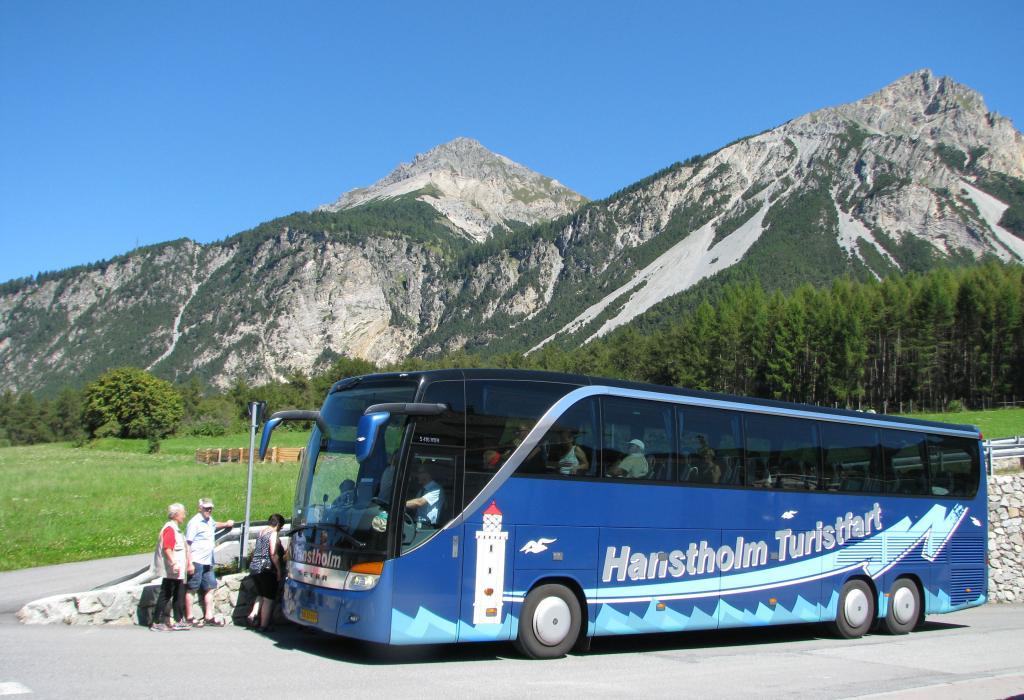 Busrejser med Hanstholm Rejser