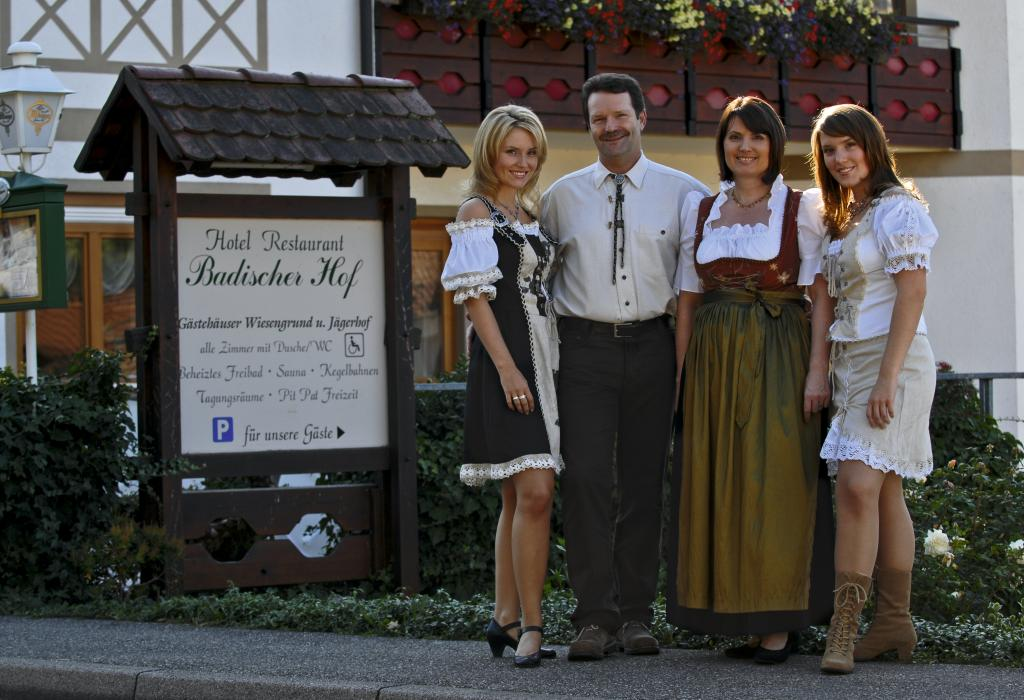 Badischer hotel Schwarzwald