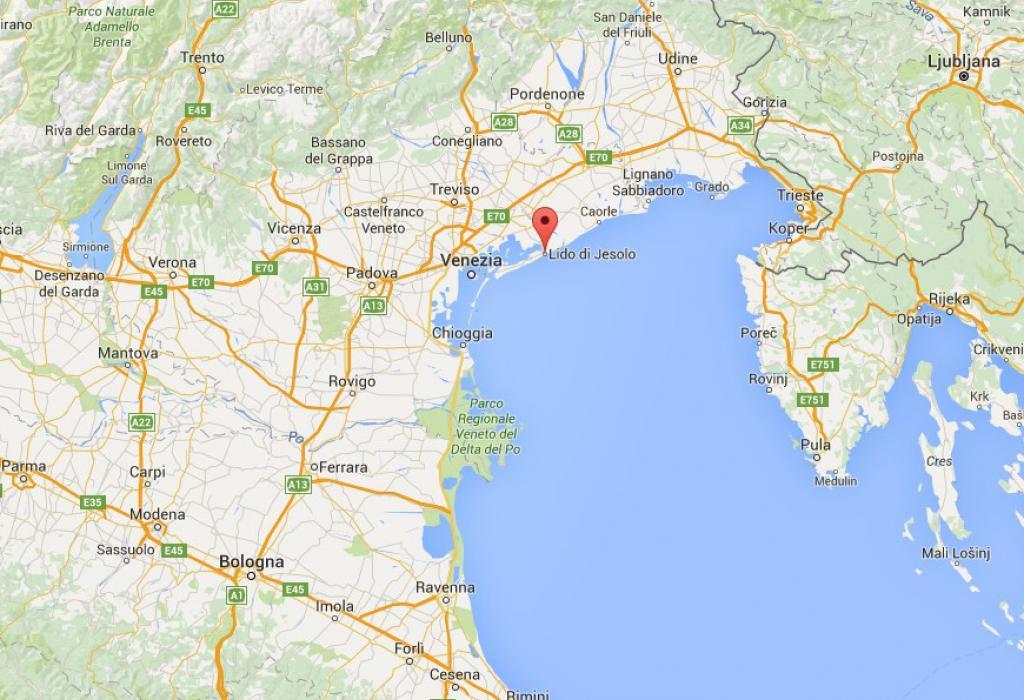 Lido Di Jesolo Sommerferie I Italien Busrejse Med Hanstholm Rejser